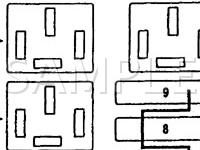 1997 Dodge Grand Caravan ES 3.8 V6 GAS Wiring Diagram