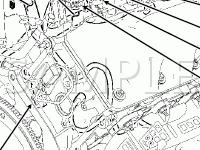 Engine Diagram for 2007 Ford F-150 FX4 5.4 V8 FLEX