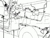 Body Components Diagram for 2007 Ford F-150 XL 5.4 V8 FLEX