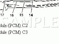 Engine Compartment Diagram for 2006 GMC Canyon SLT 3.5 L5 GAS