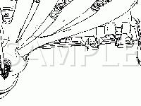 Top Of The Engine Diagram for 2006 GMC Canyon SLT 3.5 L5 GAS