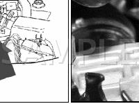 Speedometer Vehicle Speed Sensor Diagram for 2002 Volkswagen Golf GTI 2.8 V6 GAS