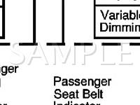 2007 Chevrolet Tahoe LT 5.3 V8 GAS Wiring Diagram